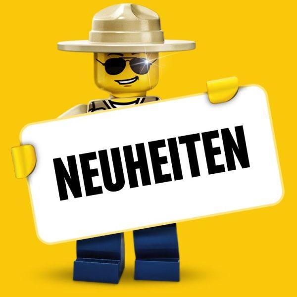 Neuheiten von LEGO
