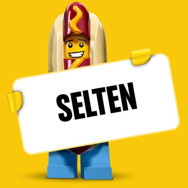 Seltene- und Auslaufartikel von LEGO