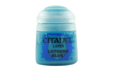 Lothern Blue Layer