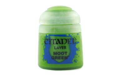 Moot Green Layer
