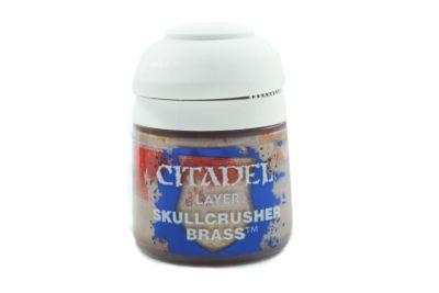 Skullcrusher Brass Layer