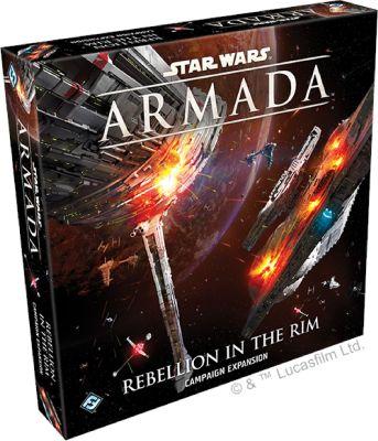 Star Wars: Armada - Rebellion im Outer Rim Vorderseite...