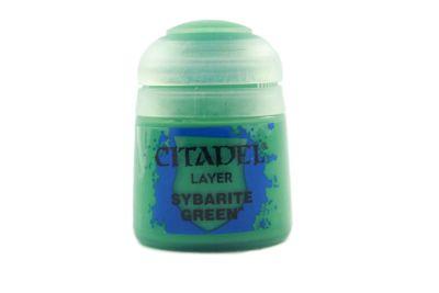 Sybarite Green Layer