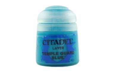 Temple Guard Blue Layer