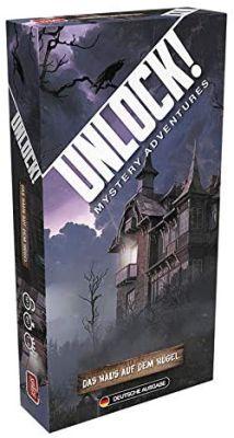 Unlock Das Haus auf dem Hügel Verpackung Vorderseite