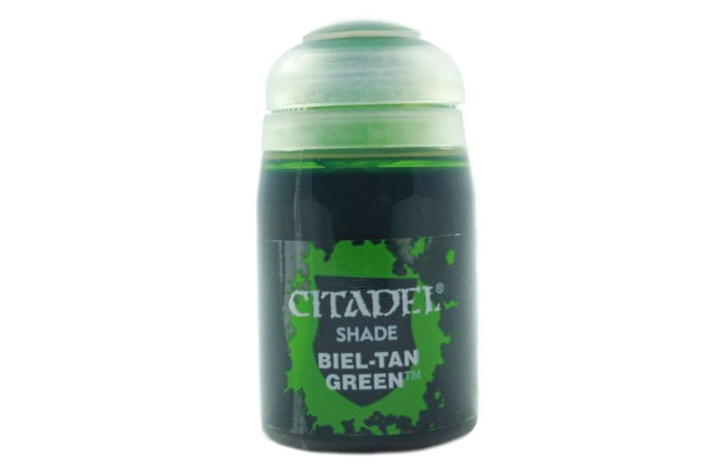 Biel-Tan Green Shade