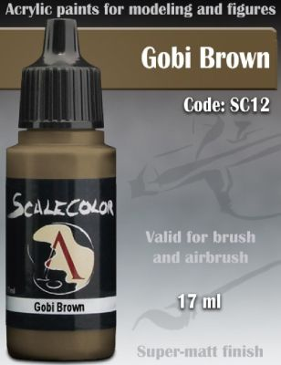 Gobi Brown (17ml)
