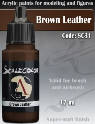 Brown Leather (17ml)