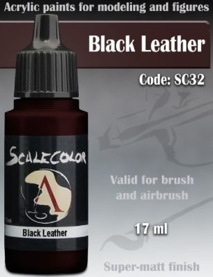 Black Leather (17ml)