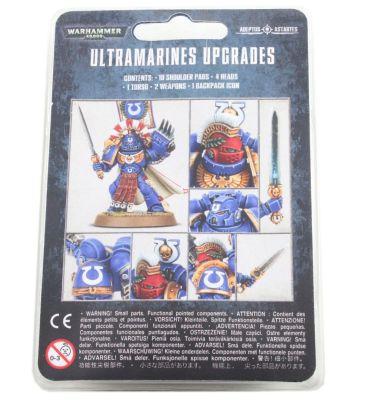 Upgradeset: Ultramarines