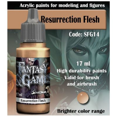 Resurrection Flesh (17ml)