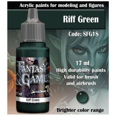 Riff Green (17ml)