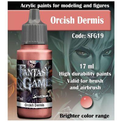 Orcish Dermis (17ml)