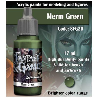 Merm Green (17ml)