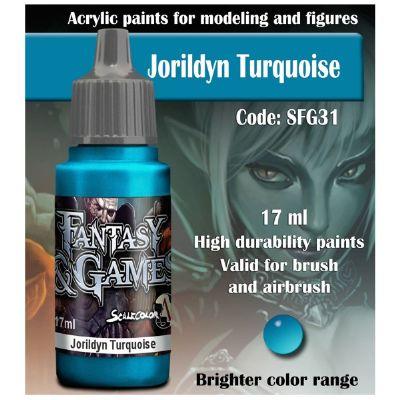 Jorildyn Turquoise (17ml)