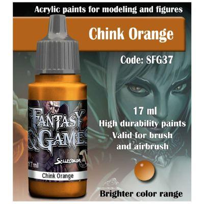 Chink Orange (17ml)