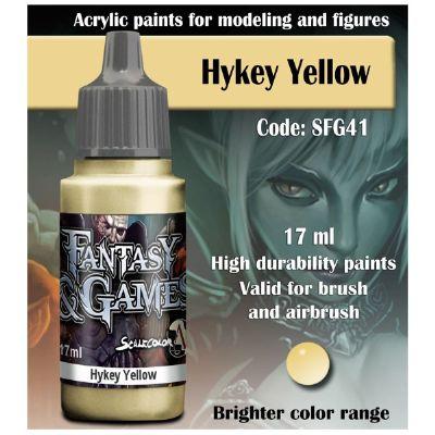 Hykey Yellow (17ml)