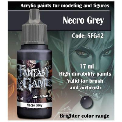 Necro Grey (17ml)