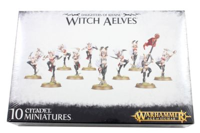 Witch Aelves/Sisters of Slaughter