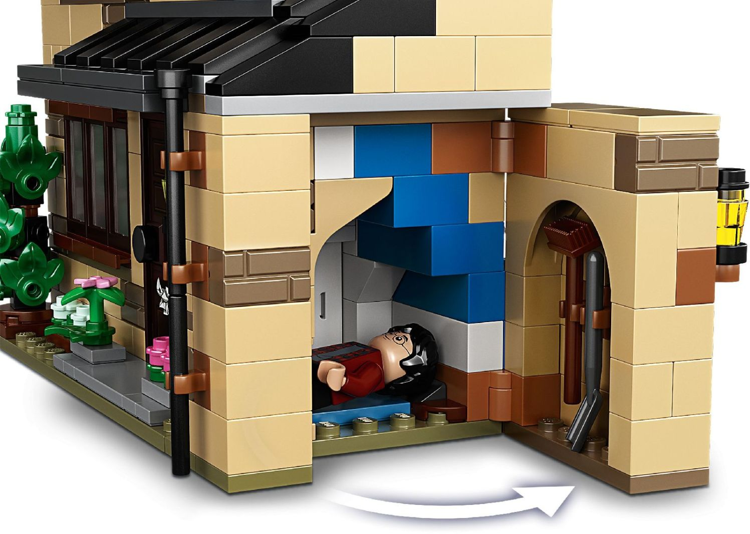 Lego Harry Potter Trade 75968 Ligusterweg 4 Trade Taschengeldd