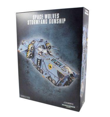 Stormfang Gunship/Stormwolf
