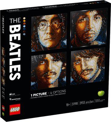 LEGO ART - 31198 The Beatles