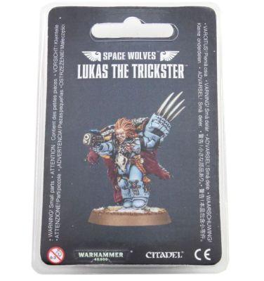 Lukas the Trickster