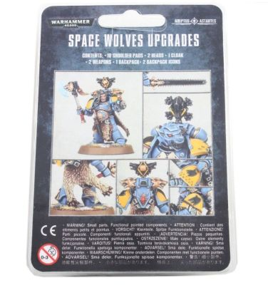 Upgradeset Space Wolves