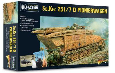 Sd.Kfz 251 D Pionierwagen