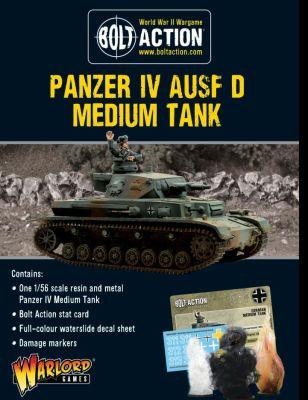 Panzer IV Ausf D