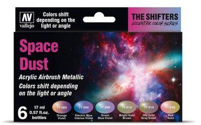 77.091,Vallejo Shifters Set Space Dust,Acrylfarben, Vallejo
