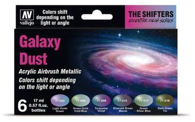 Vallejo Shifters Set Galaxy Dust