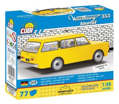 COBI-24592 Wartburg 353 Tourist