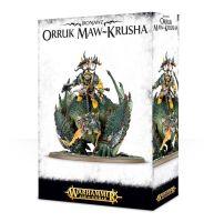 Megaboss auf Maw-krusha/Gordrakk, the Fist of Gork