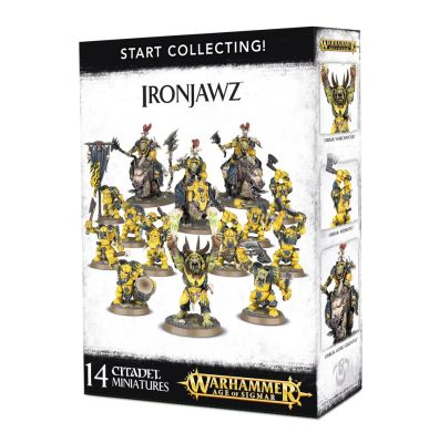 Start Collecting! Ironjawz, Age of Sigmar, Games Workshop