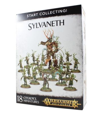 Start Collecting! Sylvaneth, Age of Sigmar, Games Workshop