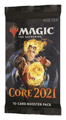 Core Set 2021 Booster-Pack