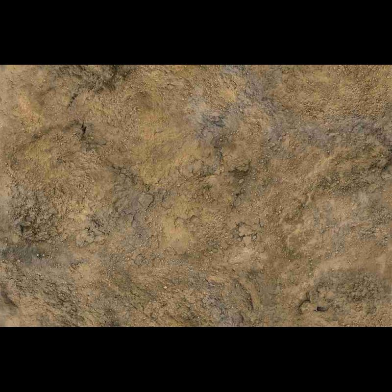 Rock Desert BG (160 x 85 cm),Gaming...