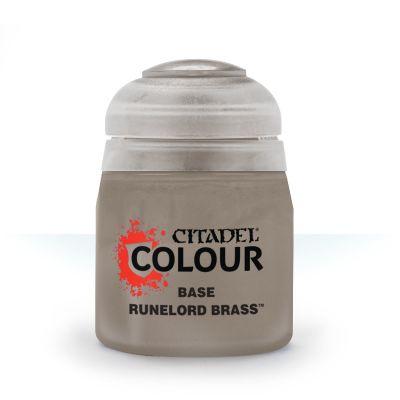 Runelord Brass Base
