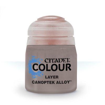 Canoptek Alloy Layer