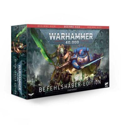 Warhammer 40k Starterset - Befelshaber Edition
