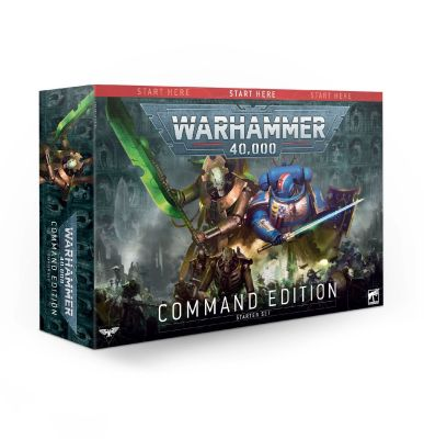 Warhammer 40k Starterset - Command Edition