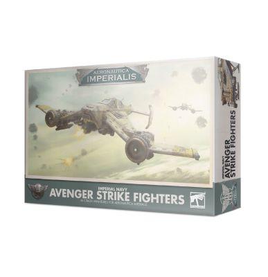 Aeronautica Imperialis: Imperial Navy Strike Fighters