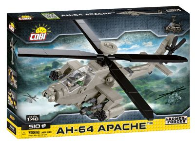 Verpackung COBI - 5808 AH-64 Apache Vorderseite