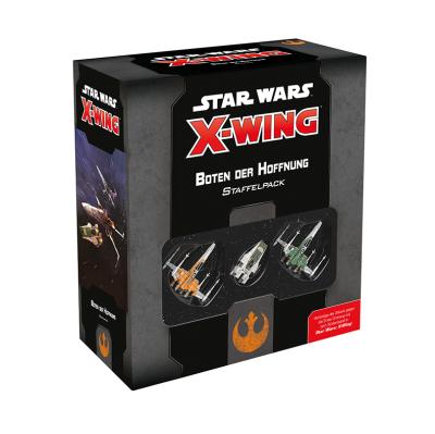 Star Wars: X-Wing 2.Ed. - Boten der Hoffnung -...