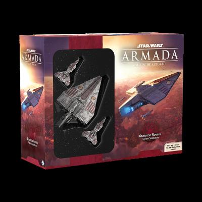 Star Wars: Armada Galaktische Republik Starterset...