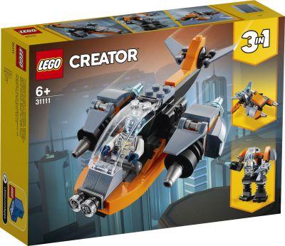 LEGO Creator - 31111 Cyber-Drohne