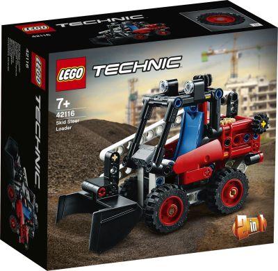 LEGO Technic - 42116 Kompaktlader