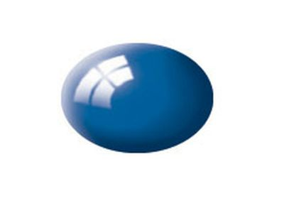 Revell Farbe Aqua Blau Glänzend