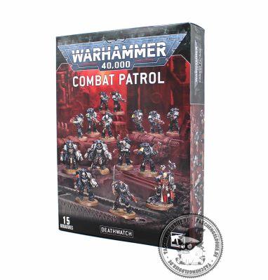 Verpackung Kampfpatrouille der Deathwatch Vorderseite